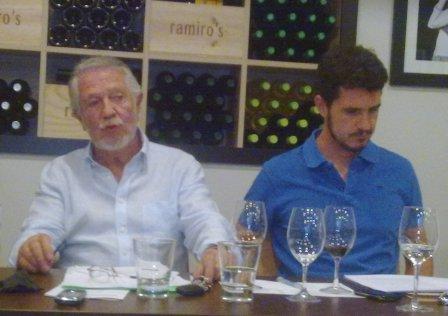 Mariano y Alberto García