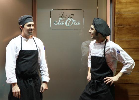 Miguel Espi y Juan Carlos González