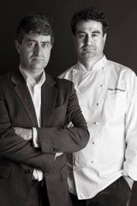 Diego y Pepe Rodríguez Rey / EL BOHÍO