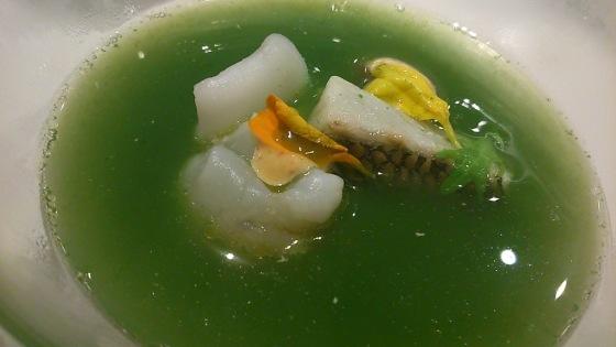 Bohío_Sopa de pescados y marisco