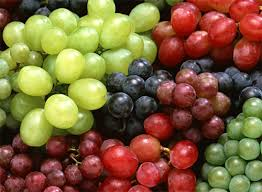 Uvas mesa variadas