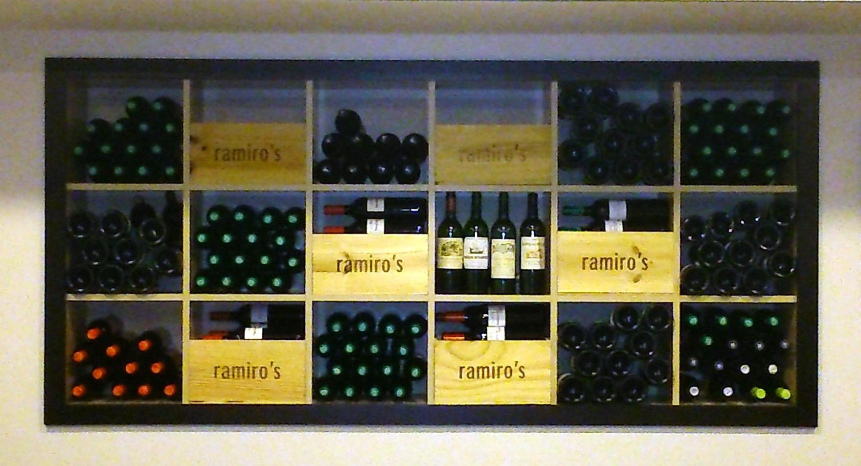 Ramiro s tapas wine bar tradici n puesta al d a bacoman a for Decoracion de bares de tapas
