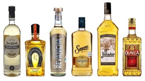Mosaico tequila