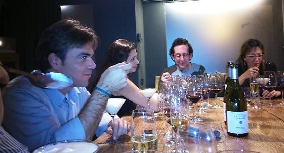 Los vinos de la degustación auncian un fututo más que prometedor / JRP