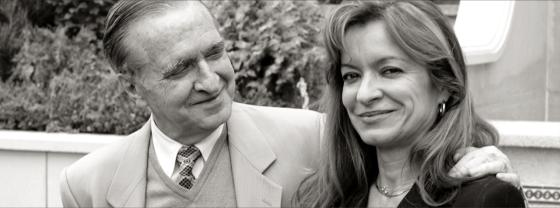 Enrique y Cristina Forner