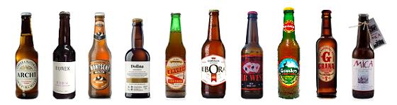Mosaico cervezas