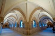 El claustro, tras su magnífica rehabilitación / AR