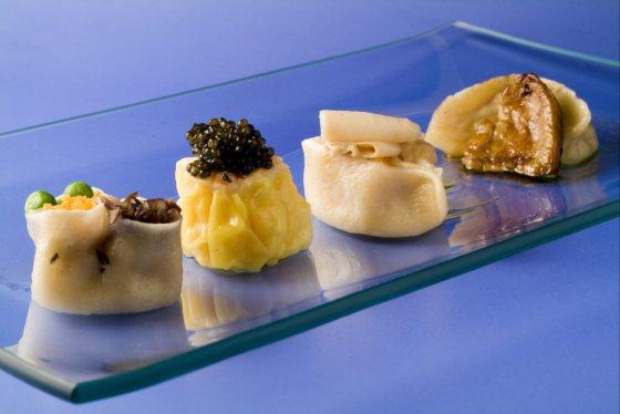 Dim sum gourmet, sabrosa alianza oriental-occidental / TSE YANG