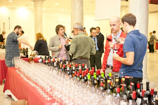 Salon de novedades de vinos de Rioja07