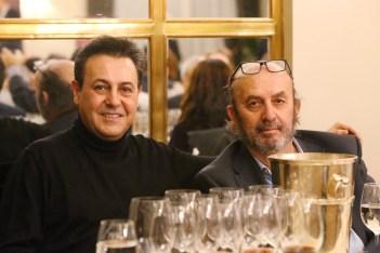 José Ribagorda y Lorenzo Díaz: caras conocidas entre los presentes. / PCYC