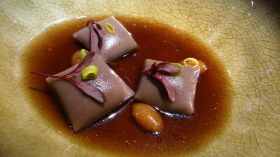 05_Ravioli de alubias de Tolosa