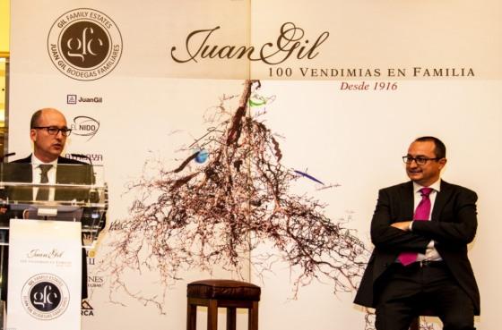 1 Presentacion Centenario Juan Gil_E