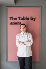 LA SALITA, THE TABLE BY 6 ©RAFA SUÑÉN