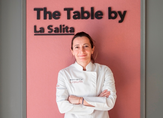 LA SALITA, THE TABLE BY 6 ©RAFA SUÑÉN_E
