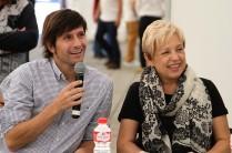 Sergio Bastard y Susi Díaz. / BARRENA PRODUCCIONES