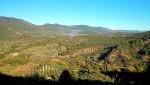 La Sierra de Segura, desde Hornos. / O