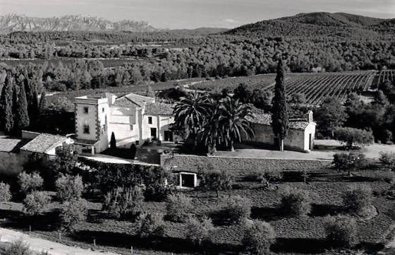 Caserío y finca de Santa Magarida d'Agulladors. / BT