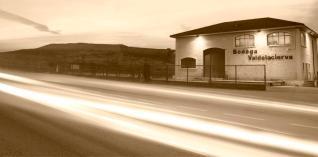 Imagen exterior de la bodega. / GHB