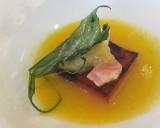 Escabeche de cítricos con anguila