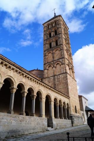 Iglesia de San Esteban, una joya del románico. / B