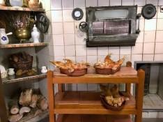 El horno de Duque, corazón de la casa. / MARTA PEIRÓ