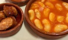 Texturas de mantequilla en los judiones de La Granja. / B