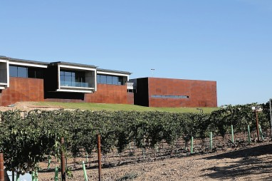 Una vista exterior de Beronia Rueda. / BR